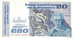 20 Pounds IRLANDE  1990 P.073c pr.NEUF