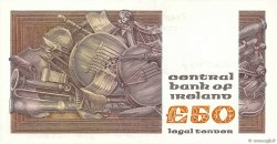 50 Pounds IRLANDE  1982 P.074a SUP