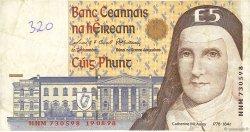 5 Pounds IRLANDE  1994 P.075b TB