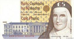 5 Pounds IRLANDE  1996 P.075b NEUF