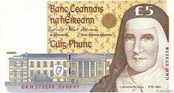 5 Pounds IRLANDE  1997 P.075b NEUF