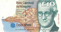 10 Pounds IRLANDE  1997 P.076b SUP