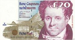20 Pounds IRLANDE  1995 P.077b NEUF