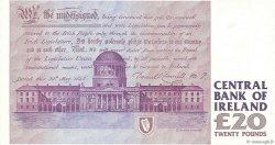 20 Pounds IRLANDE  1999 P.077b NEUF