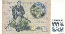 50 Pounds IRLANDE  1999 P.078a NEUF