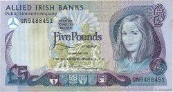 5 Pounds IRLANDE DU NORD  1987 P.006a TTB+