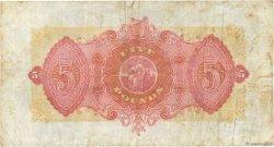5 Pounds IRLANDE DU NORD  1943 P.052c TB+