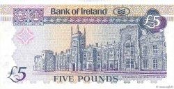 5 Pounds IRLANDE DU NORD  1998 P.074b NEUF