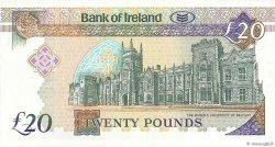 20 Pounds IRLANDE DU NORD  1995 P.076a SPL+