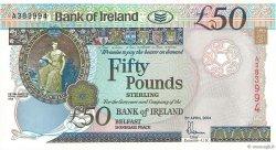 50 Pounds IRLANDE DU NORD  2004 P.081 NEUF