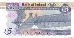 5 Pounds IRLANDE DU NORD  2008 P.083 NEUF