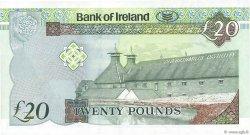 20 Pounds IRLANDE DU NORD  2013 P.090 NEUF