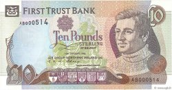 10 Pounds NORTHERN IRELAND  1994 P.132a UNC