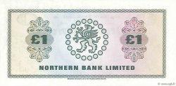 1 Pound IRLANDE DU NORD  1978 P.187c NEUF