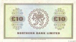 10 Pounds IRLANDE DU NORD  1982 P.189d TTB+