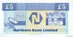 5 Pounds IRLANDE DU NORD  1988 P.193a NEUF