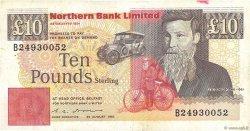 10 Pounds IRLANDE DU NORD  1993 P.194b TTB