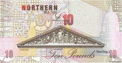 10 Pounds IRLANDE DU NORD  1997 P.198a NEUF