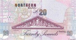 20 Pounds IRLANDE DU NORD  1997 P.199a NEUF