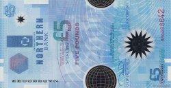 5 Pounds IRLANDE DU NORD  1999 P.203a NEUF