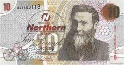 10 Pounds IRLANDE DU NORD  2004 P.205 NEUF