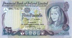 5 Pounds IRLANDE DU NORD  1979 P.248b TTB+