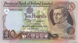 10 Pounds IRLANDE DU NORD  1979 P.249b SUP