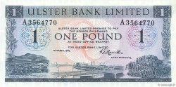 1 Pound IRLANDE DU NORD  1976 P.325b NEUF