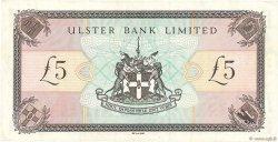 5 Pounds IRLANDE DU NORD  2001 P.335c TTB+