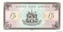 5 Pounds IRLANDE DU NORD  2001 P.335c SPL+