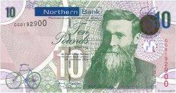 10 Pounds IRLANDE DU NORD  2008 P.344 pr.NEUF