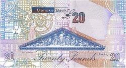 20 Pounds IRLANDE DU NORD  2012 P.345 NEUF