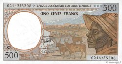 500 Francs CONGO  2002 P.101Ch NEUF