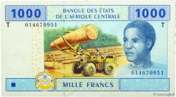 1000 Francs CONGO  2002 P.107T SUP+