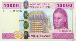 10000 Francs CONGO  2002 P.110T SUP