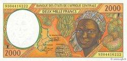 2000 Francs CAMEROUN  1993 P.203Ea NEUF