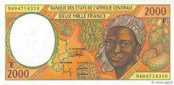 2000 Francs CAMEROUN  1994 P.203Eb NEUF