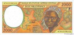 2000 Francs CAMEROUN  1997 P.203Ed NEUF