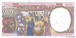 5000 Francs CAMEROUN  2002 P.204Eg NEUF