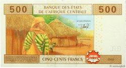 500 Francs CAMEROUN  2002 P.206U NEUF