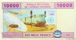 10000 Francs CAMEROUN  2002 P.210U SUP+