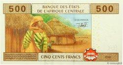 500 Francs RÉPUBLIQUE CENTRAFRICAINE  2002 P.306M NEUF