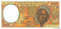 2000 Francs GABON  2000 P.403Lg NEUF