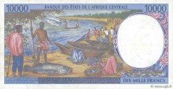10000 Francs GABON  2000 P.405Lf TTB+