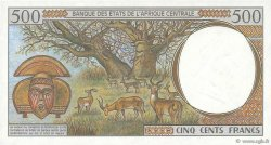 500 Francs TCHAD  1994 P.601Pb NEUF