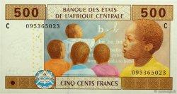 500 Francs TCHAD  2002 P.606C NEUF