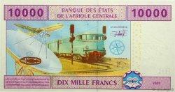 10000 Francs TCHAD  2002 P.610C NEUF