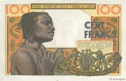 100 Francs AFRIQUE OCCIDENTALE FRANÇAISE (1895-1958)  1965 P.002b pr.NEUF