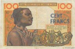 100 Francs COTE D