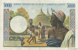 5000 Francs COTE D